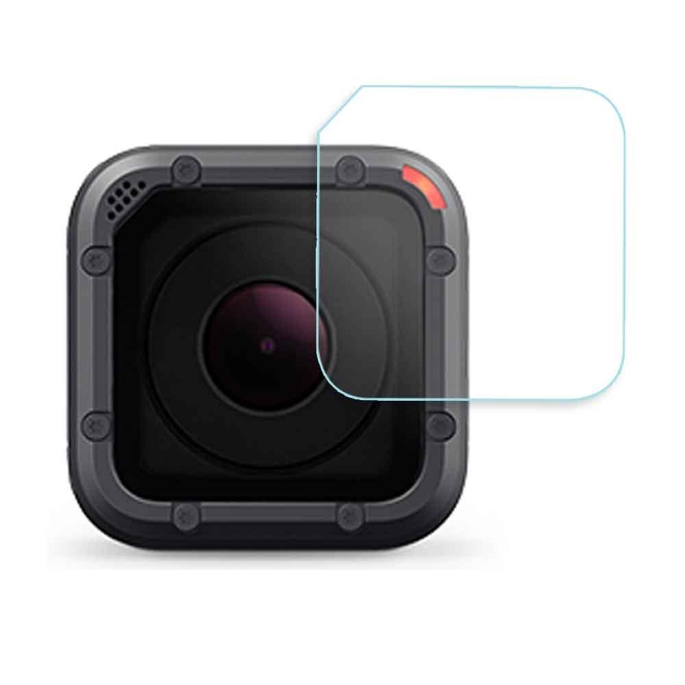 嚴選奇機膜 最新 GoPro HERO5/HERO4 Session 超薄 鋼化玻璃膜 立體感美化 螢幕保護貼