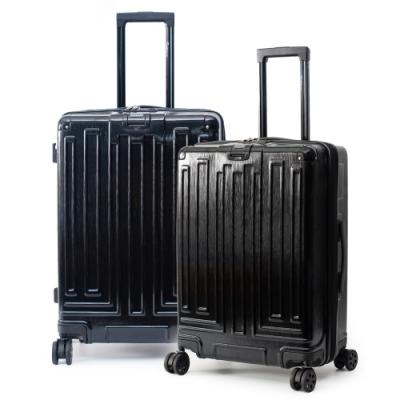 DF travel - 享受LIFE即刻出發24+28吋髮絲紋行李箱