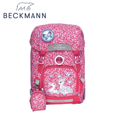 Beckmann-兒童護脊書包22L-森林小鹿2.0