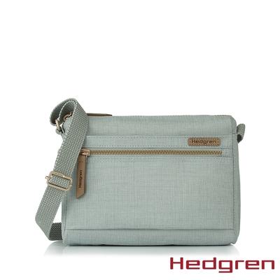 Hedgren INNER CITY輕量經典 側背包 自然綠