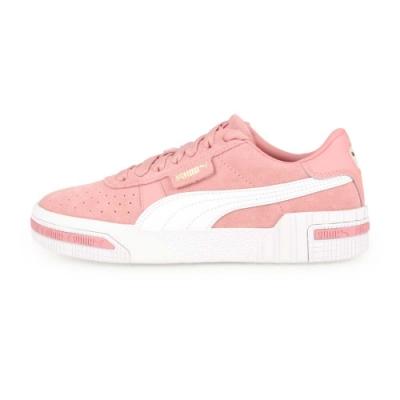 PUMA 女 復古休閒鞋 Cali Taped Wn s 珊瑚粉白