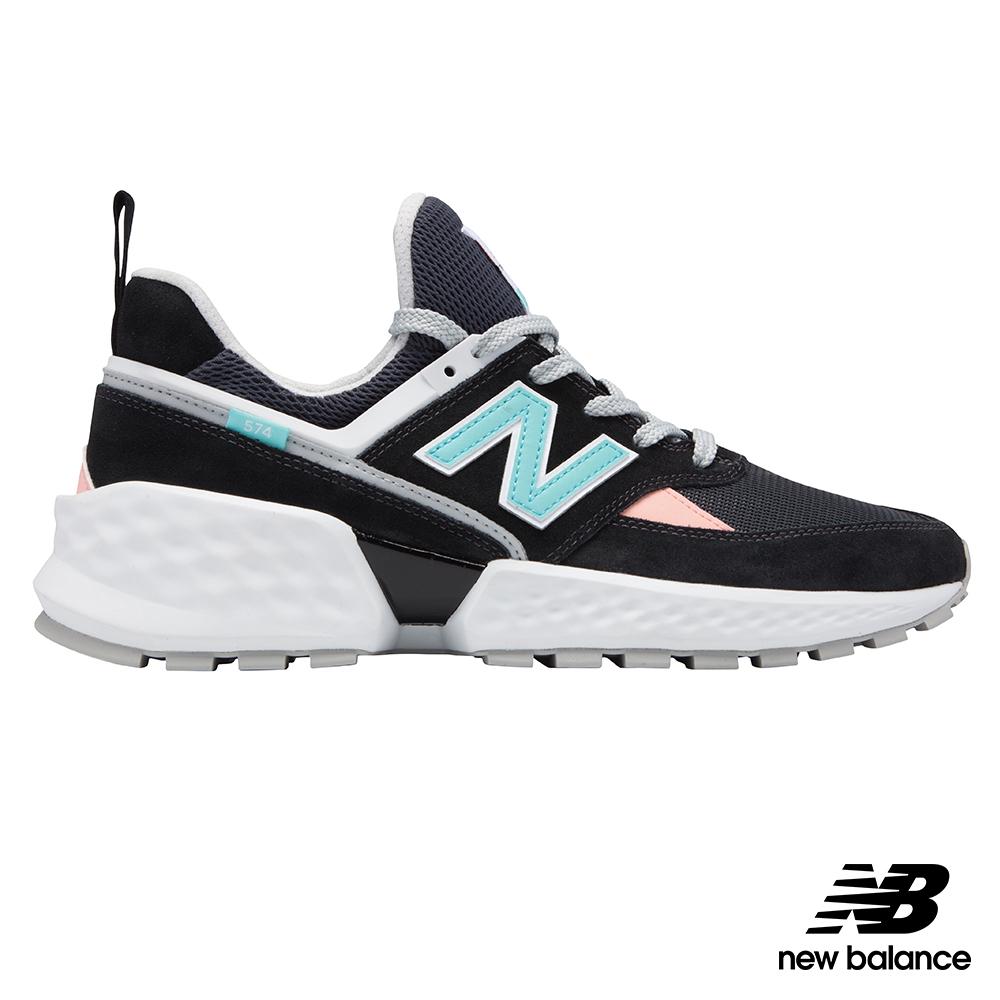 New Balance_574 v2_MS574GNB_中性黑色