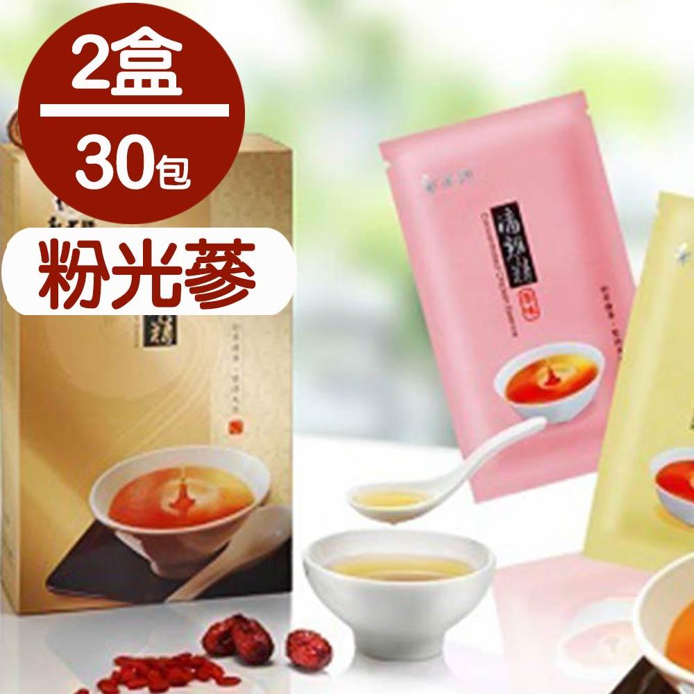 郭老師 養生滴雞精 粉光蔘(80ml*15包/盒)(2盒)