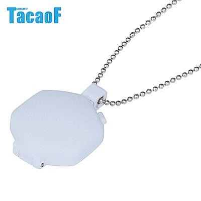 日本TacaoF幸和-外出緊急藥盒-項鏈款式
