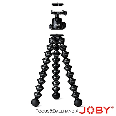 JOBY GorillaPod Focus & Ballhead 金剛爪...