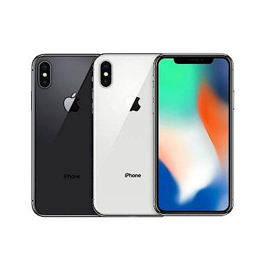 【福利品】Apple iPhone X 256GB 智慧型手機 (九成新)