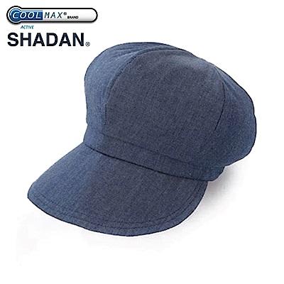 日本NEEDS涼感Coolmax速乾小臉帽#79800典雅黑/#82503單寧藍防曬遮陽帽遮熱クールキャスケット
