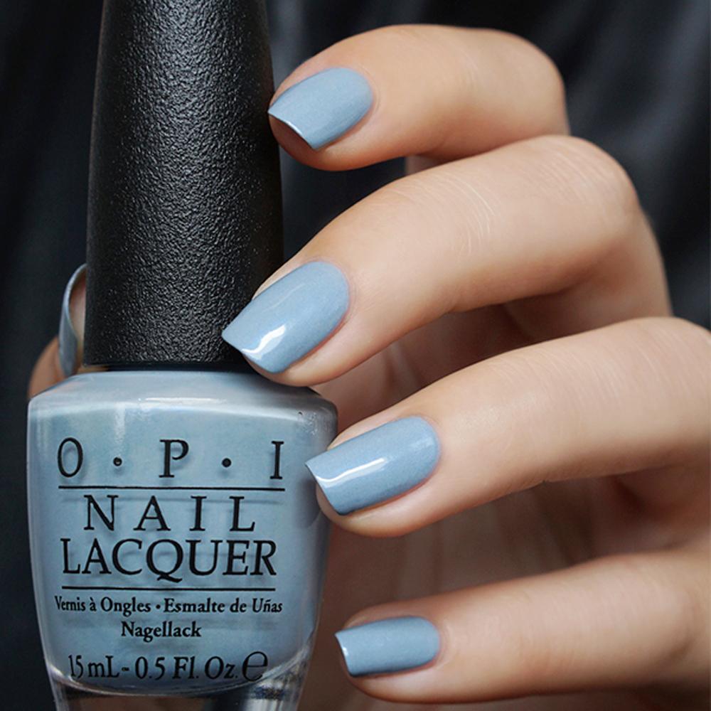 OPI 奇幻冰島系列.藍霧噴泉(NLI60)
