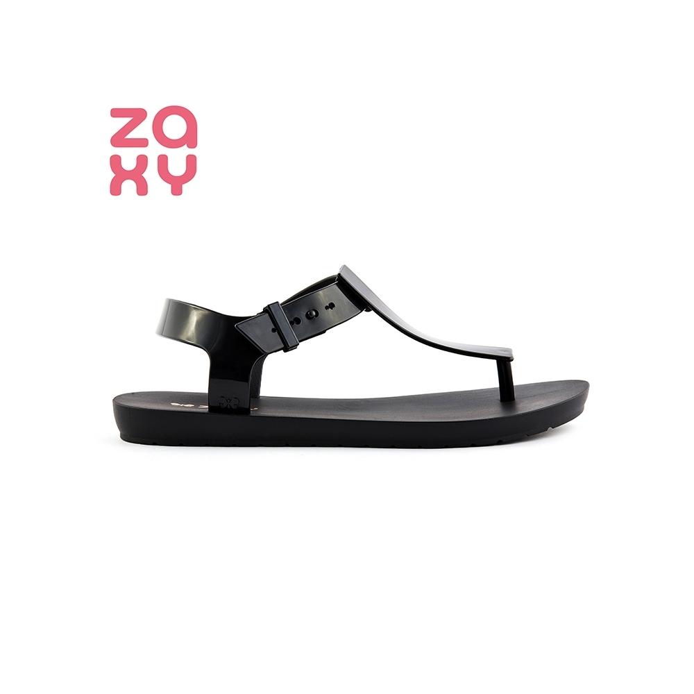 ZAXY colorful系列T字涼鞋-黑