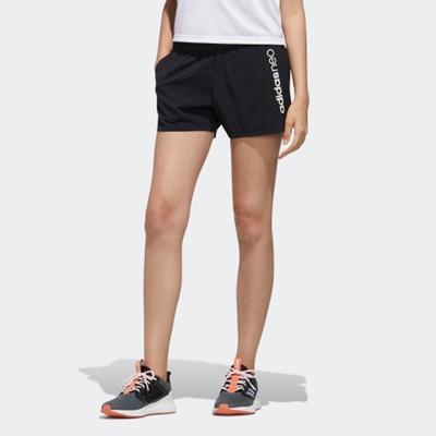 ADIDAS NEO W CS SHORTS 女運動短褲-黑-FN6443