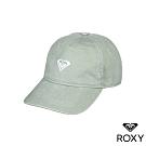 【ROXY】DEAR BELIEVER LOGO 帽 軍綠