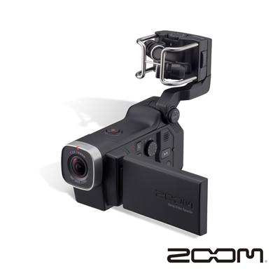 ZOOM Q8 隨身直播手持攝錄機-公司貨