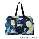 URBAN FOREST都市之森 樹-摺疊旅行包/旅行袋 (印花色)