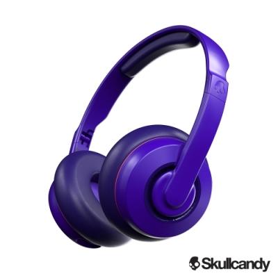 Skullcandy 骷髏糖 Cassette 耳罩式 藍牙耳機 紫色(公司貨)