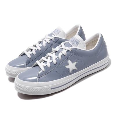 CONVERSE ONE STAR HANBYEOL OX BLUE SLATE/WHITE 男女款 168133C