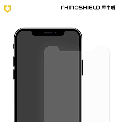 犀牛盾iPhone XR 耐衝擊保護貼-正面