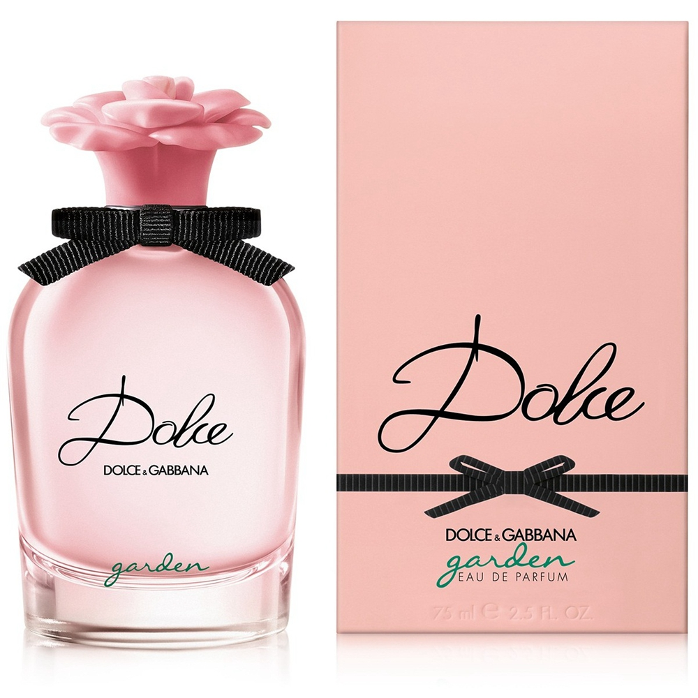 DOLCE&GABBANA Dolce恬蜜花園女性淡香精50ML