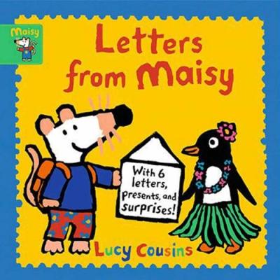 Letters From Maisy 來自小鼠波波的信遊戲書(美國版)