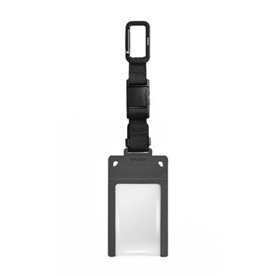 bitplay AquaSeal Badge Holder 防水機能證件套+Fidlock瞬扣掛鉤