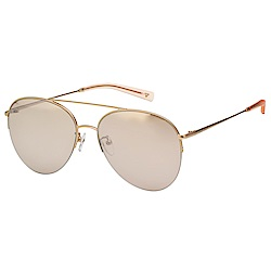 VEDI VERO 水銀面 飛官款 太陽眼鏡 (金色)VE862