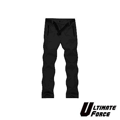 Ultimate Force「衝鋒」女款軟殼保暖工作褲(黑色)