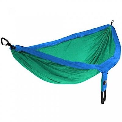 ENO SingleNest Hammock 單人吊床 藍/亮綠