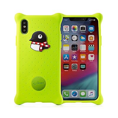 Bone / iPhone XR 泡泡保護套-企鵝
