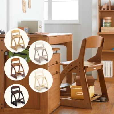 KOIZUMI_4 Step兒童成長板面椅CDC(5色可選)