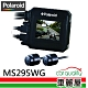 【Polaroid 寶麗萊】巨蜂鷹 MS295WG 機車 SONY前後雙錄同步1080P 行車紀錄器 product thumbnail 1
