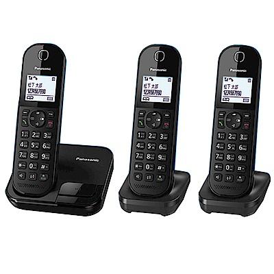 Panasonic KX-TGC283TW 3子機數位中文無線電話
