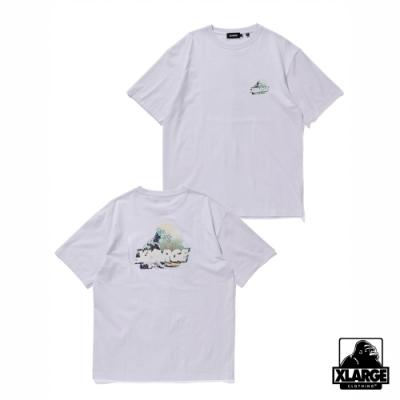 XLARGE S/S TEE JAPONISM OLD OG 2020日本限定浮世繪短袖T恤-白