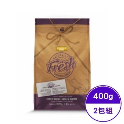 加拿大Fresh鮮旺-易消化配方 (鮭魚+雞肉) 貓用 400g (2包組) (NFC4603)