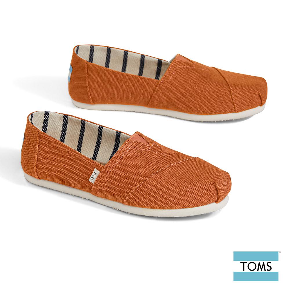 TOMS 繽紛VENICE帆布休閒鞋-女款