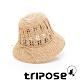 tripose CORAL 100%手工Raffia時尚遮陽草帽-帽簷8cm(自然色) product thumbnail 1