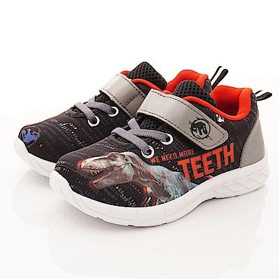 侏儸紀公園童鞋 恐龍運動鞋款 EI3047灰(中小童段)