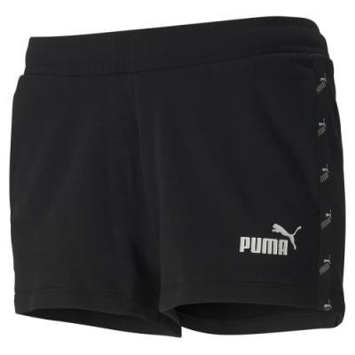 PUMA-女性基本系列Amplified 2吋短褲-黑色-亞規