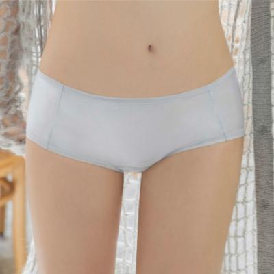 瑪登瑪朵 Soft Up 低腰平口褲(冰河灰)