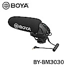 BOYA 博雅 專業級相機機頂 麥克風 (BY-BM3030) 立福公司貨