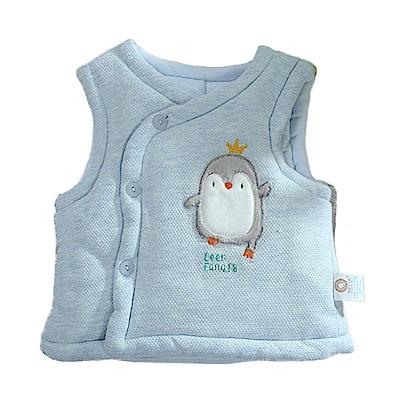 企鵝厚鋪棉極暖背心外套 k60919 魔法Baby