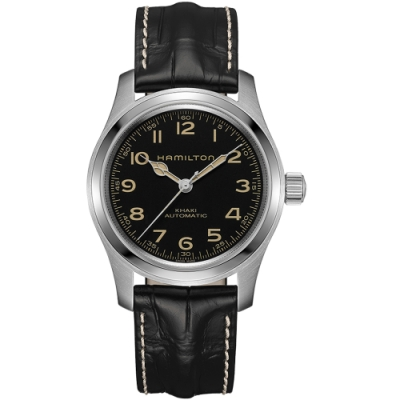 (無卡分期12期)HAMILTON 星際效應墨菲限量特仕錶(H70605731)42mm
