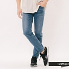 H:CONNECT 韓國品牌 男裝 - 自然水洗牛仔褲 - 藍