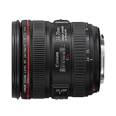 CANON EF 24-70mm F4 L IS USM (平行輸入) 彩盒