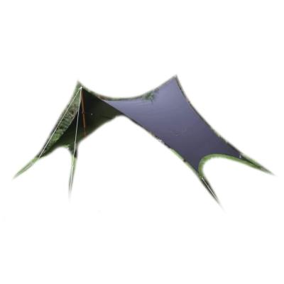 TiiTENT THXB-670 HEXA 棉感六角蝶形天幕 墨黑