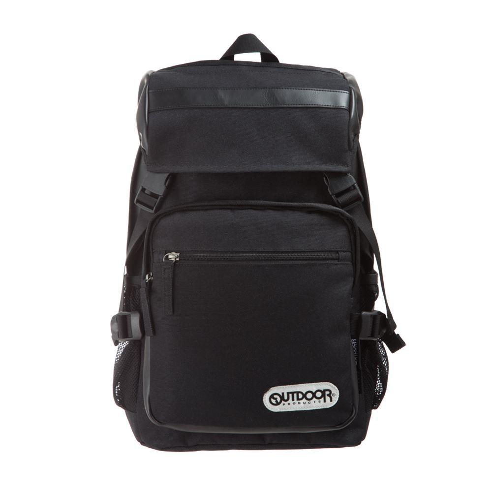 都給我黑-14吋電腦後背包-黑 OD261166BK