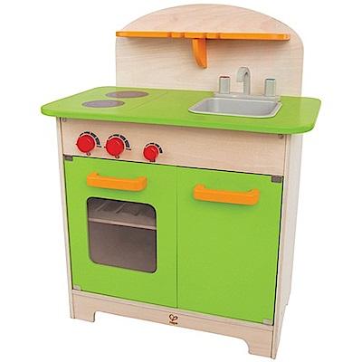 【德國Hape愛傑卡】大型廚具台