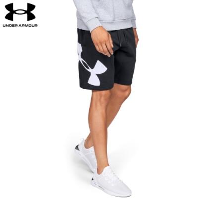 【UNDER ARMOUR】男 Rival Fleece短褲