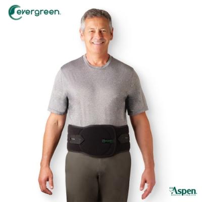 【又強】ASPEN EVERGREEN 631 LSO LoPro背架護腰-黑(耶思本脊椎裝具-未滅菌)