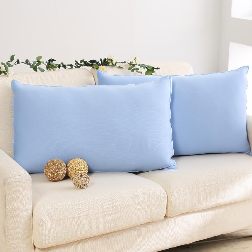 BUHO布歐 高密度釋壓太空記憶棉枕-中型(2入/組)