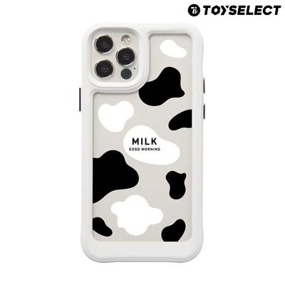 【TOYSELECT】iPhone 12 Mini MILK乳牛迷彩防摔iPhone手機殼