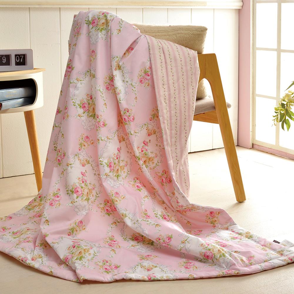義大利La Belle 香戀薔薇 純棉涼被(5x6.5尺)